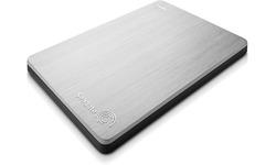 Seagate Slim Portable 500GB Silver