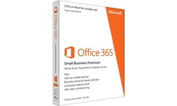 Microsoft Office 365 Small Business Premium EN