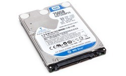 Western Digital Scorpio Blue 750GB (WD7500BPVX)