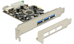 Delock PCI Express 4-port USB 3.0