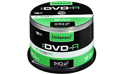 Intenso DVD-R 16x 50pk Spindle