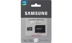 Samsung MicroSDHC Pro Class 10 8GB + Adapter