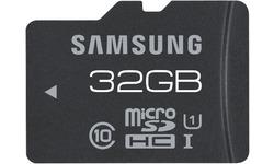 Samsung MicroSDHC UHS-I 32GB + Adapter