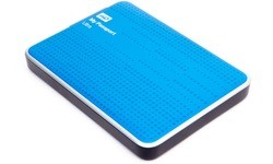 Western Digital My Passport Ultra 500GB Blue