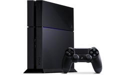 Sony PlayStation 4 500GB Black