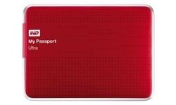 Western Digital My Passport Ultra 500GB Red