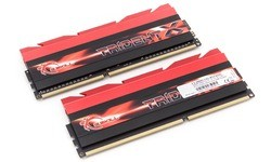 G.Skill TridentX 8GB DDR3-2800 CL12 kit