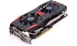 Asus GeForce GTX 780 DirectCu II OC 3GB