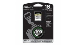 PNY SDHC Elite Performance Class 10 16GB