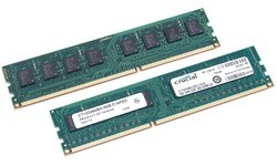 Crucial 8GB DDR3-1600 CL11