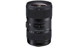 Sigma 18-35mm f/1.8 DC HSM Art (Sony)