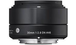 Sigma NEX 30mm f/2.8 DN Art Black (Sony)