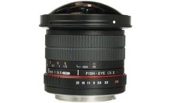 Samyang 8mm f/3.5 Fisheye MC (Canon)