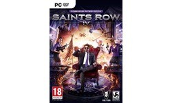 Saints Row IV: Commander In Chief Edition (PC)
