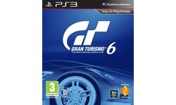 Gran Turismo 6 (PlayStation 3)