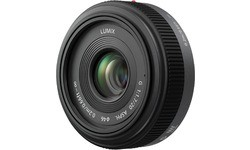 Panasonic Lumix G 20mm f/1.7 II Black