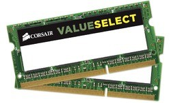 Corsair ValueSelect 8GB DDR3L-1600 CL11 Sodimm kit
