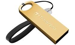 Transcend JetFlash 520 32GB Gold