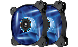 Corsair AF120 LED Blue Quiet Edition 2pk
