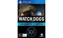 Watch Dogs Vigilante Edition (PlayStation 4)