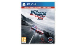 Need for Speed Rivals, Limited Edition (PlayStation 4)