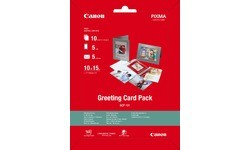 Canon Greeting Card Pack 100x150mm 10pk