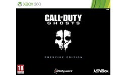 Call Of Duty: Ghosts, Prestige Edition (Xbox 360)