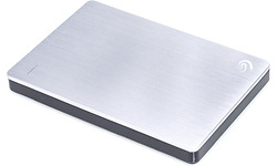 Seagate Backup Plus Portable 1TB Silver