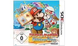 Paper Mario: Sticker Star (Nintendo 3DS)