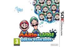 Mario & Luigi: Dream Team Bros. (Nintendo 3DS)