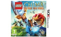 Lego Legends of Chima: Laval's Journey (Nintendo 3DS)