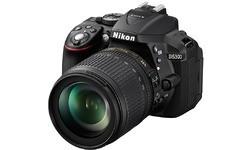 Nikon D5300 18-105 kit Black