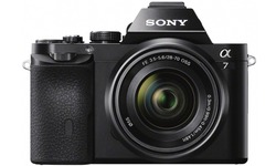 Sony Alpha A7 28-70 kit