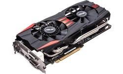 Asus GeForce GTX 780 Ti DirectCu II OC 3GB