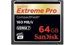 Sandisk Extreme Pro Compact Flash 64GB