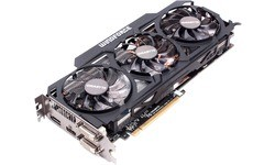 Gigabyte Radeon R9 290X WindForce OC 4GB