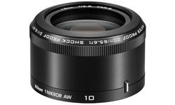 Nikon 1 AW 10mm f/2.8 Black