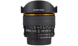 Samyang 8mm f/3.5 Fisheye CSII (Sony)