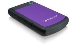 Transcend StoreJet 25H3P 2TB Purple