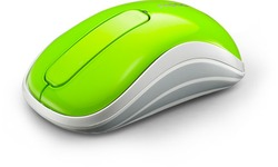 Rapoo Wireless Touch Mouse T120P Green