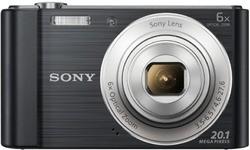 Sony Cyber-shot DSC-W810 Black