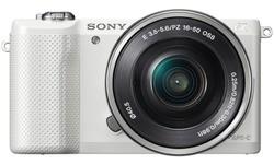 Sony Alpha A5000 16-50 kit White