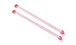 Revoltec Cold Cathode Twin Set Red 31cm