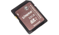 Kingston SDHC UHS-I U3 32GB