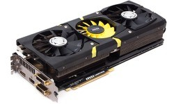 MSI Radeon R9 290X Lightning 4GB