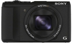 Sony Cyber-shot DSC-HX60 Black