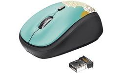 Trust Yvi Wireless Mouse Flower