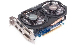 Gigabyte GeForce GTX 750 Ti WindForce 2GB