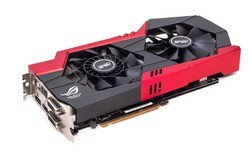 Asus GeForce GTX 760 Striker Platinum 4GB