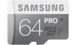 Samsung Pro MicroSDXC UHS-I 64GB